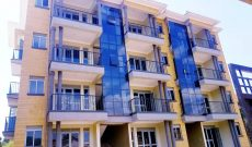 12 units apartment block for sale in Kyanja 9m monthly at 1.2 billion