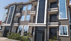 12 units apartment block for sale in Kyanja 10.8m monthly at 1.2 billion shillings