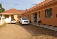 4 rental units for sale in Kira 2m monthly at 250m