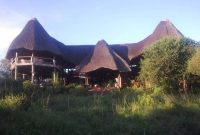 18 cottages safari lodge for sale in Lake Mburo at $1m