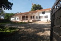 4 bedroom house for sale in Muyenga on 80 decimals at $1.2m