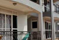 4 units apartment block for sale in Kira Nsasa 3m monthly at 500m