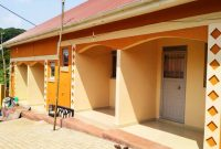 5 rental units for sale in Seeta Mukono 1.5m monthly at 150m