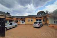 6 rental units for sale in Bweyogerere making 2.65m monthly at 270m