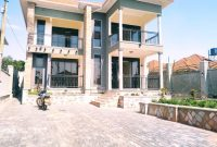 5 bedroom house for sale in Kira on 17 decimals at 750m