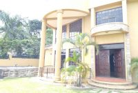 5 bedroom house for rent in Munyonyo at $4,500