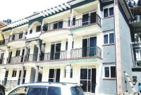 12 units apartment block for sale in Kyaliwajjala 8.4m monthly at 1.1 billion shillings