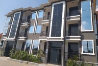 12 units apartment block for sale in Kyanja making 10.8m monthly at 1.2 billion shillings