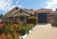 4 bedroom furnished house for rent in Lubowa at $2,800