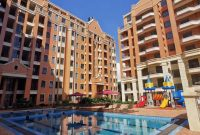 17 units apartment block for sale in Naguru with pool at $3.4m