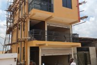 commercial building for sale in Kisaasi 3.3m monthly at 450m