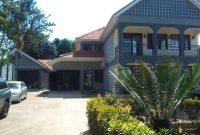 5 bedroom house for sale in Naguru with swimming pool at 1.2m USD