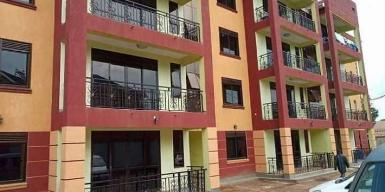 3 bedroom apartments for rent in Kyaliwajjala at 1m monthly