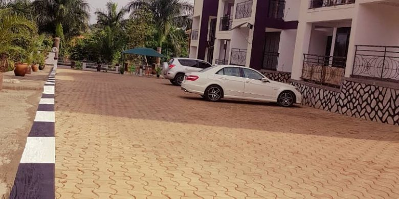 4 Bedroom apartments for rent in Muyenga at 1,000 USD