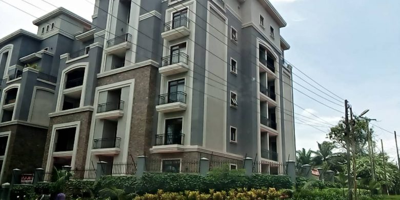 2 and 3 bedroom apartments for rent in Kololo from 2,500 USD