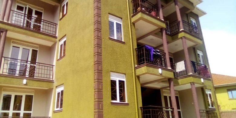 6 units apartment block for sale in Kulambiro 6.5m monthly at 750m